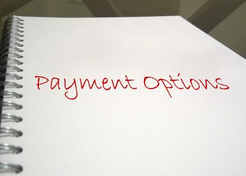Payment Options for Pencil Sketch Portraits